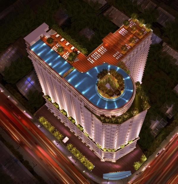 Tiện ích tổ hợp căn hộ, khách sạn Terra Royal Quận 3