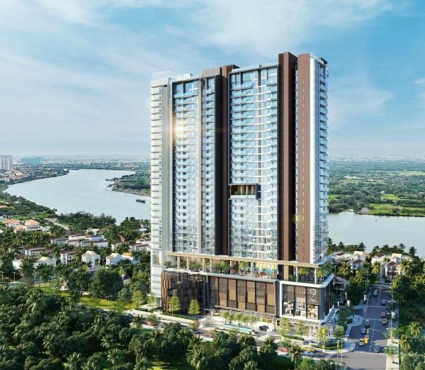 Quy mô dự án căn hộ Mozac Thảo Điền Quận 2