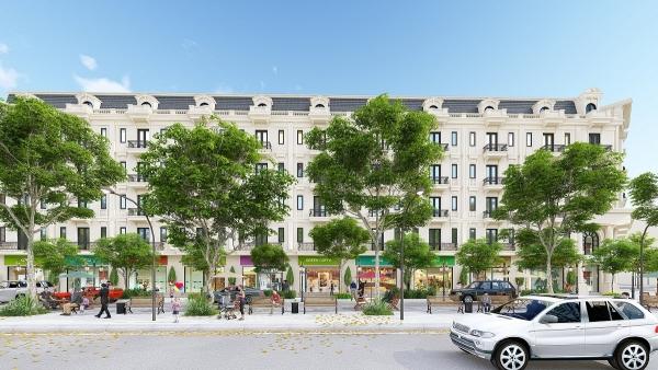 Tổ hợp nhà liền kề, căn hộ Kiến Hưng Luxury Hà Đông