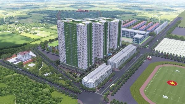 Nhà ở xã hội IEC Residences Hà Nội