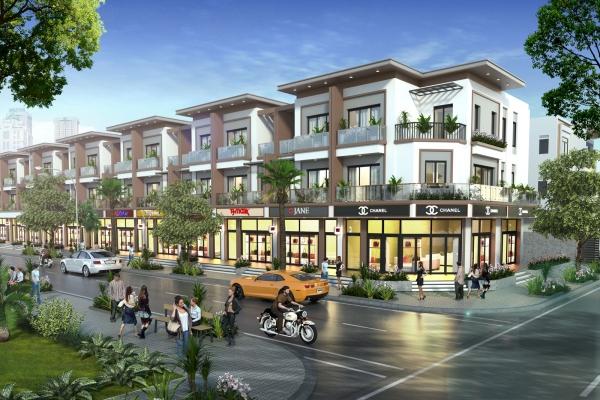 Phối cảnh dự án khu đô thị FLC La Vista Sadec Đồng Tháp