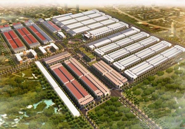 Khu đô thị Dream City Bàu Bàng