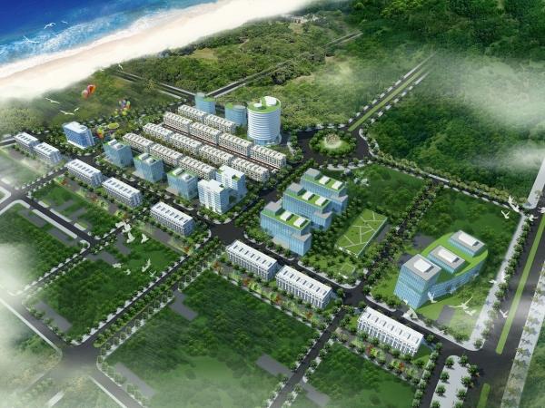 Khu du lịch nghỉ dưỡng Hoàng Hải Complex Phú Quốc