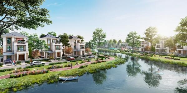 Tiện ích dự án Aqua City Đồng Nai