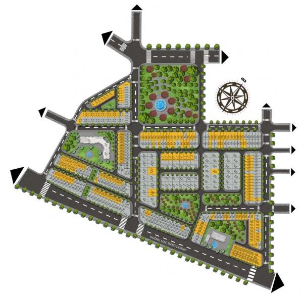 Khu đô thị Dương Kinh New City Hải Phòng