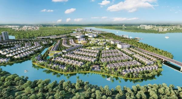 Phân khu The Suite dự án aqua city đồng nai