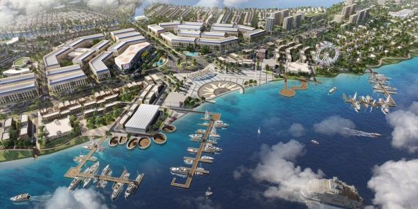 Tiện ích khu đô thị sinh thái Aqua City đồng nai