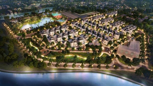 Khu biệt thự Green Villas Vinhomes Smart City