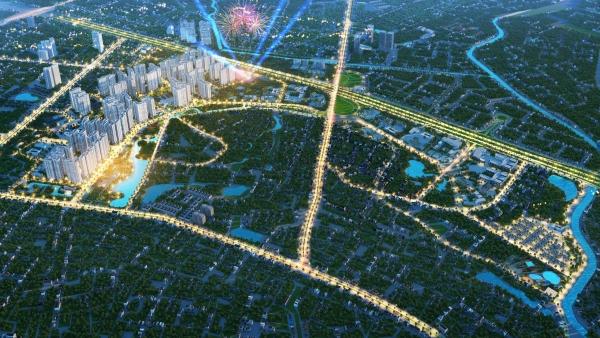 Quy mô dự án Vinhomes Smart City Tây Mỗ Đại Mỗ