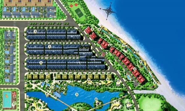 Biệt thự Lazi Longbeach Bình Thuận