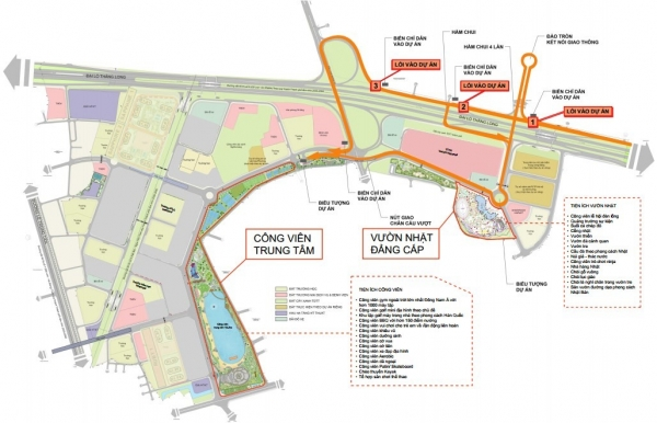 Dự án Vinhomes Smart City Tây Mỗ Đại Mỗ