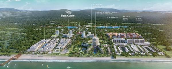Khu du lịch nghỉ dưỡng Phú Quốc Marina