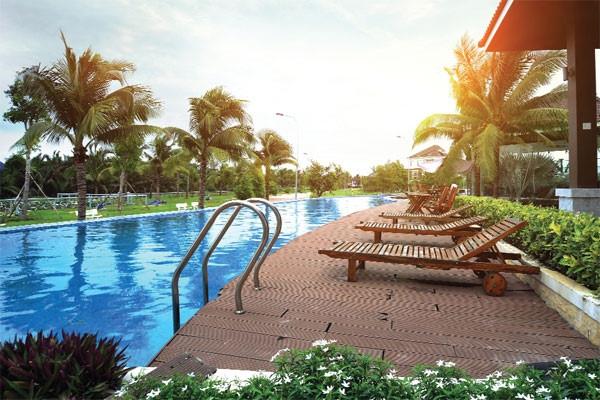Tiện ích Jamona Home Resort Thủ Đức
