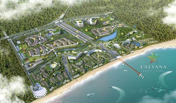 Khu du lịch nghỉ dưỡng L'Alyana Senses World Phú Quốc