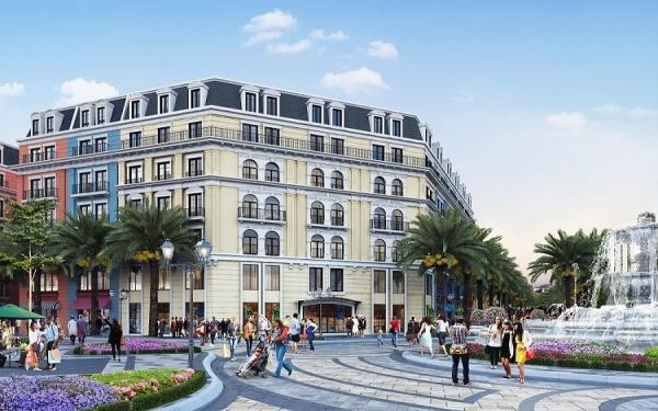 Biệt thự Phú Quốc Marina Square - Phú Quốc Marina