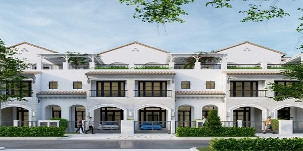 Biệt thự dự án Aqua City Đồng Nai