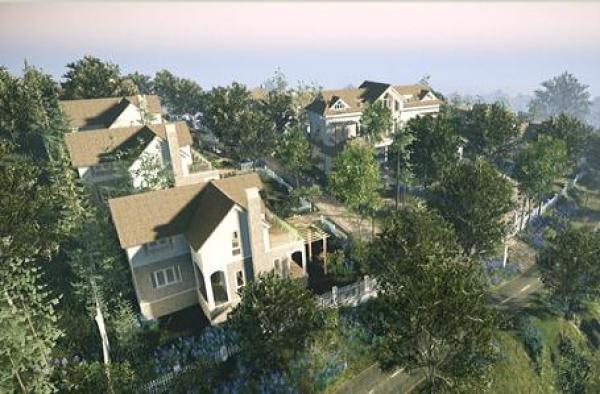 DaLat Hill Villas: Biệt thự thung lũng xanh