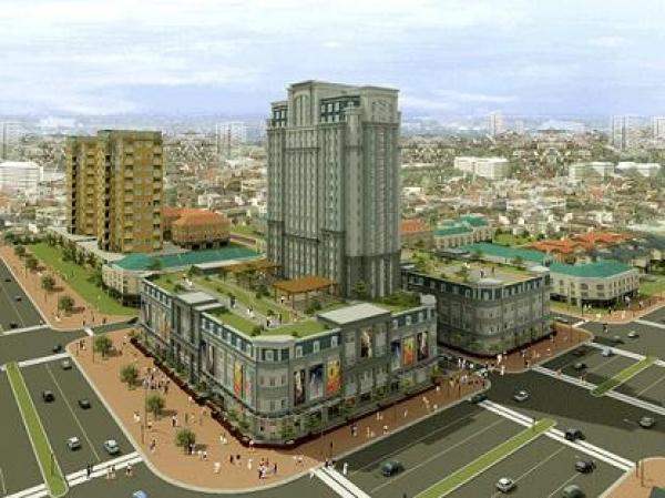 Tổ hợp thương mại, căn hộ Vicentra: Viên ngọc đa sắc tại thành phố Vinh