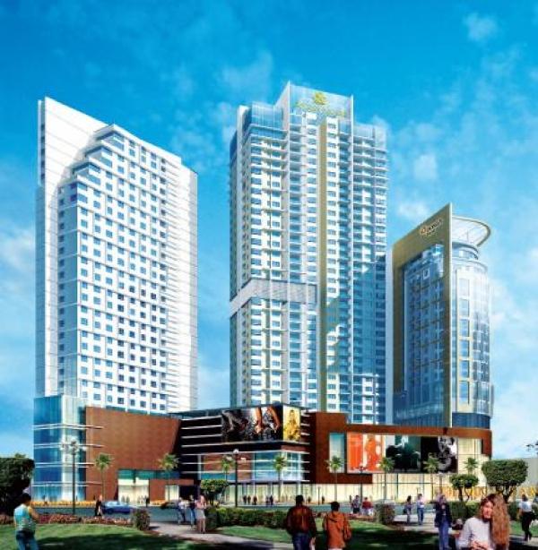 Golden Square: Khu phức hợp cao cấp bên bờ sông Hàn
