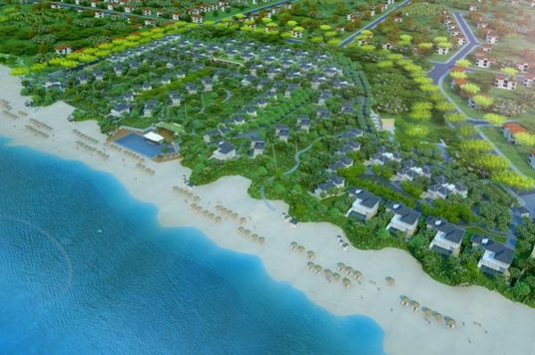 TheSunVillas tongthe