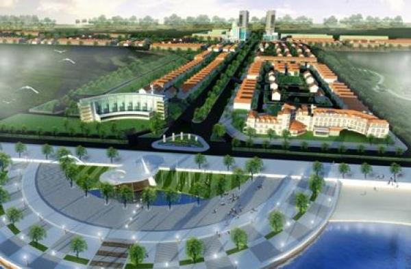 Khu đô thị mới Phương Trang - Vịnh Đà Nẵng