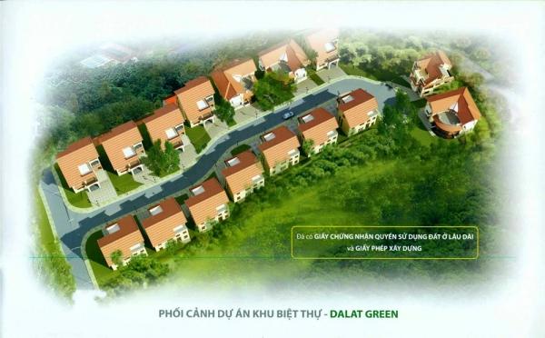 Biệt thự Đà Lạt Green: Nơi tận hưởng giá trị cuộc sống