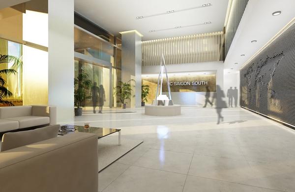 Royal Tower: Cao ốc văn phòng hạng A ở khu đô thị Phú Mỹ Hưng