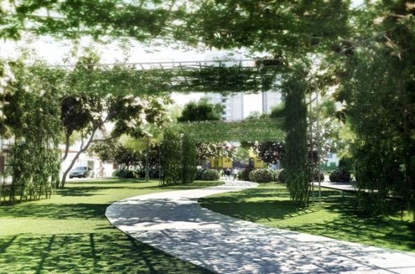 Eco Xuân: Biệt thự vườn đất Lái Thiêu