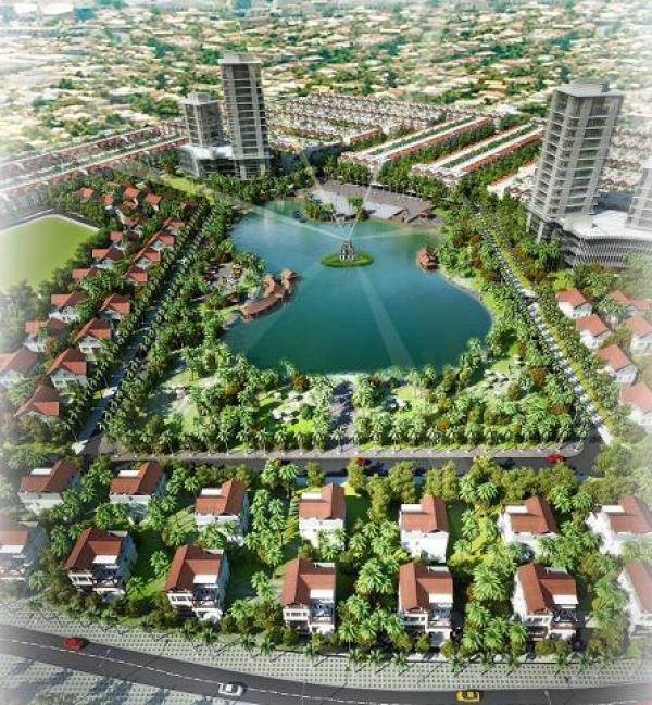 Khu đô thị Hòa Quý: Đô thị hiện đại ven sông