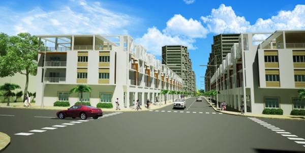 City Garden: Khu phố thương mại hiện đại tại Mỹ Phước 4