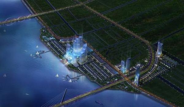 Khu đô thị The Sun City Riverside Đà Nẵng