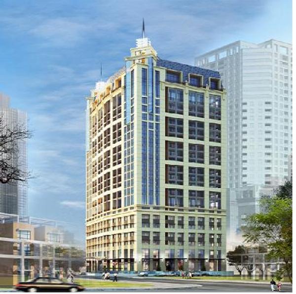 Dự án Hoàng Thành Tower - Kiến trúc sang trọng, cổ điển 1499422484