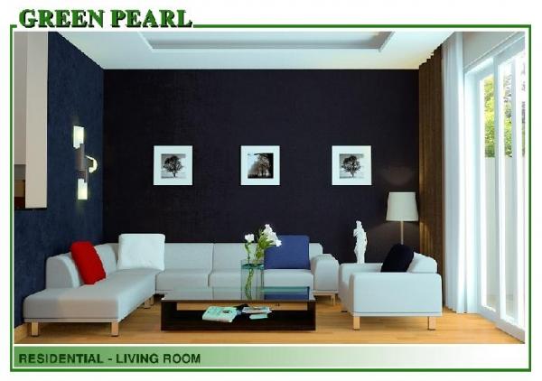 Nhà phố thương mại Green Pearl