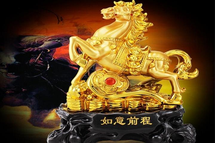 Ý nghĩa và cách bài trí của ngựa phong thủy 931818351