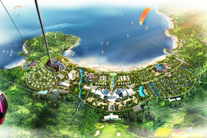 Vinpearl Làng Vân Resort & Villas Đà Nẵng -Thiên đường nghỉ dưỡng trong mơ 1525071977
