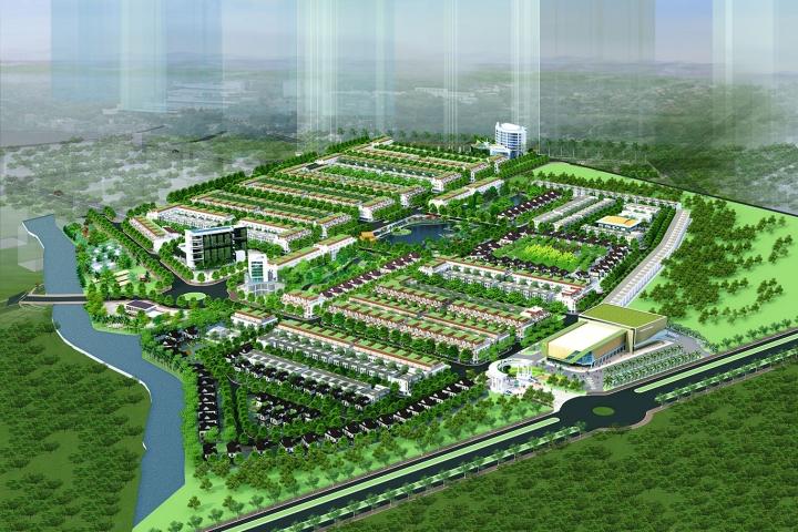 Dự án Five Star Eco City Long An - CafeLand.Vn