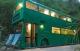 Biến chiếc xe buýt hết đát thành căn nhà hai tầng