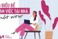 8 nguyên tắc làm việc tại nhà trở nên dễ dàng và hiệu quả