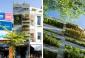 Tỷ lệ đất tối thiểu trồng cây xanh trong nhóm nhà chung cư là 20%