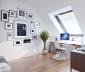 Thiết kế nội thất văn phòng làm việc tại nhà