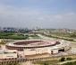 Ngắm khu chợ đô thị hình vỏ ốc khổng lồ ở Ấn Độ