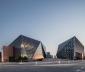 Trung tâm văn hóa nghệ thuật hình khối núi đa giác ở Trùng Khánh