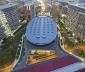 Công trình nhà thi đấu thể thao với kiến trúc độc đáo ở Thượng Hải