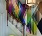 Cách trang trí cầu thang đẹp cho nhà thêm ấn tượng