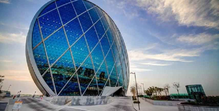 Nhìn ra thế giới: Tòa nhà chọc trời hình tròn Aldar HQ ở Abu Dhabi, Dubai