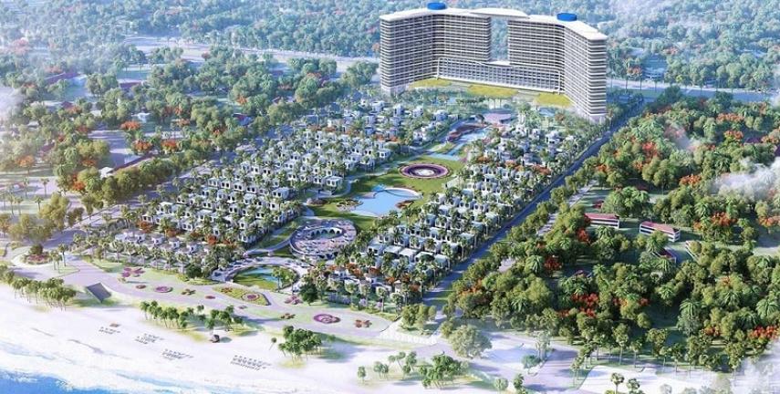 Dự án khu nghỉ dưỡng Cam Ranh Bay Khánh Hòa